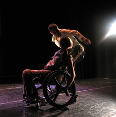 National Paralympic Day - All in an Instant - Epic Arts, Francine Gagnon