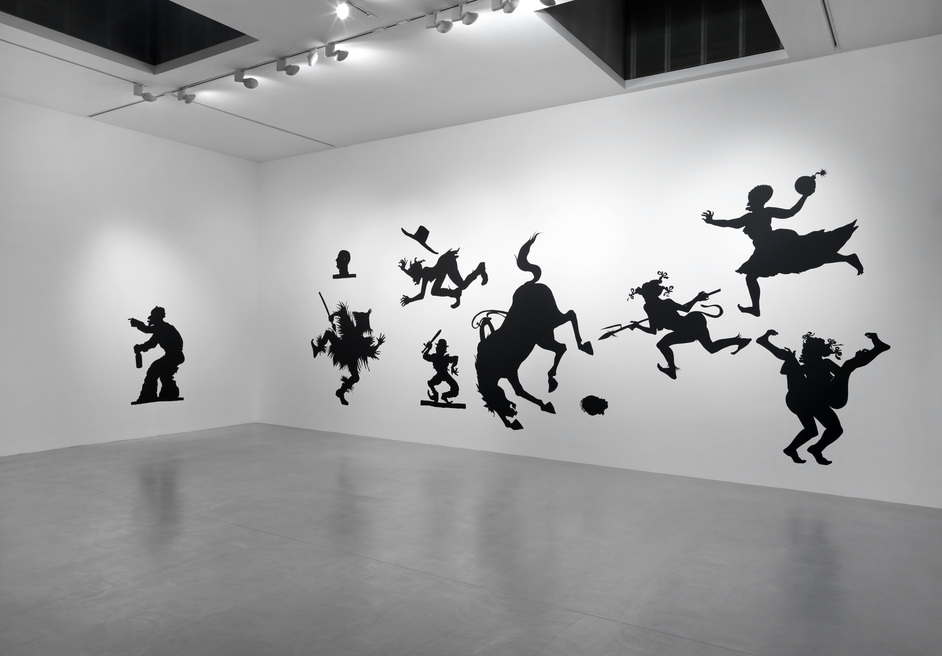 Kara Walker - Image courtesy of Camden Arts Centre