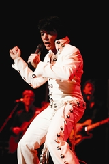Lee Memphis King: One Night Of Elvis
