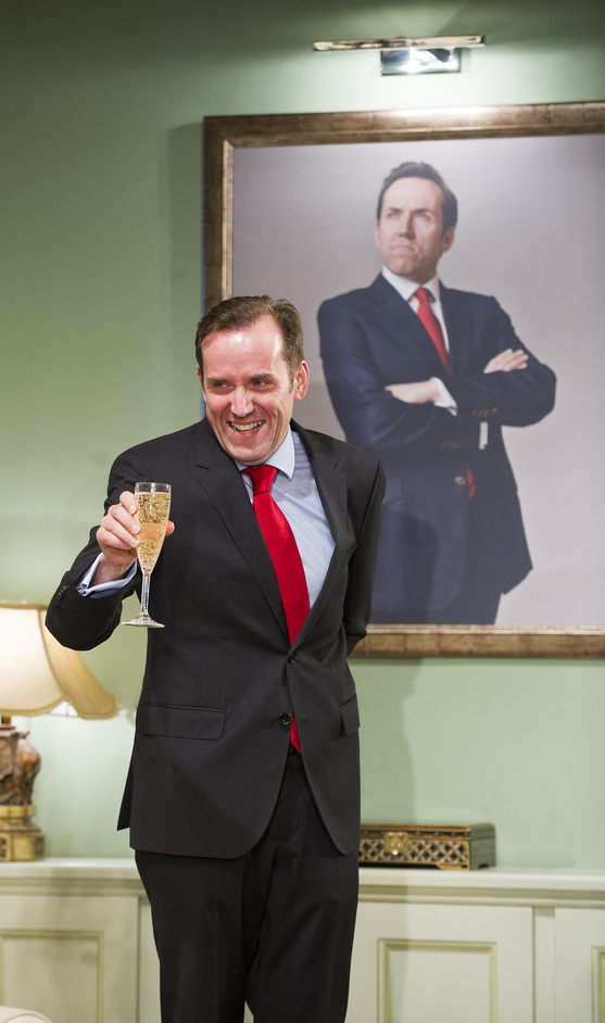 The Duck House - Ben Miller as MP Robert Houston