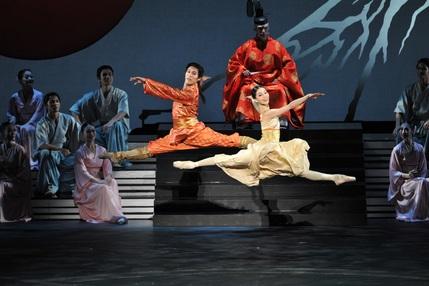 Birmingham Royal Ballet: The Prince Of Pagodas - Photo by Hidemi Seto