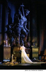 Royal Opera House: Tosca by Catherine Ashmore