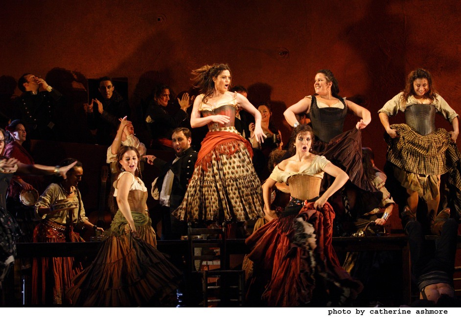Royal Opera: Carmen - � Catherine Ashmore