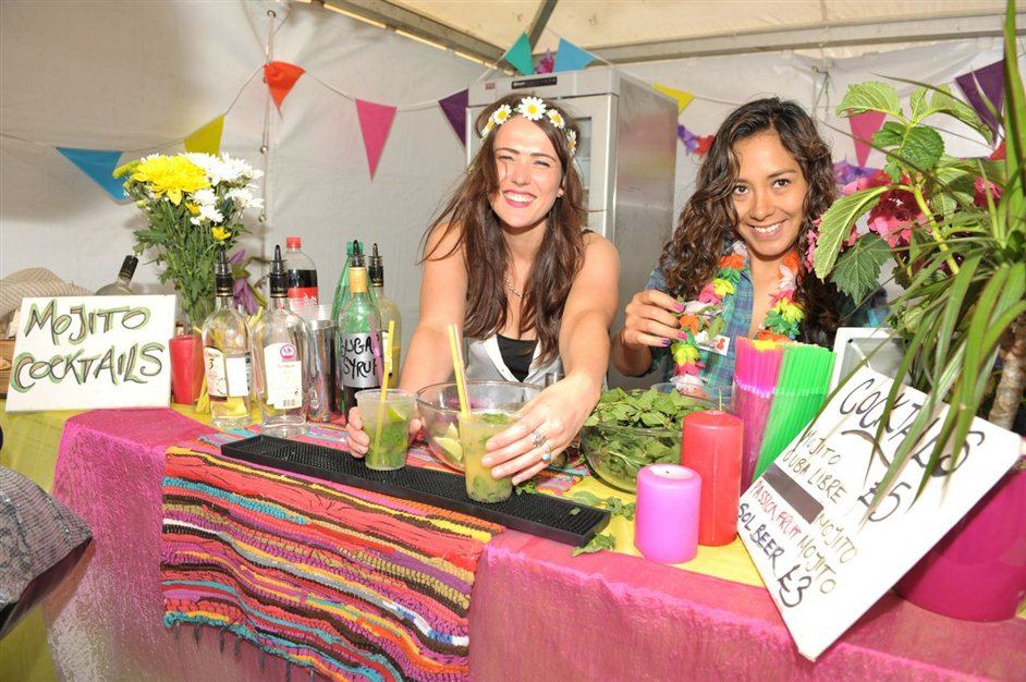 Hampton Court Foodies Festival
