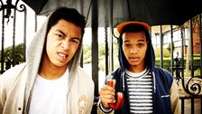 Unity: a concert for Stephen Lawrence, 29th September 2013 - Rizzle Kicks & Labrinth