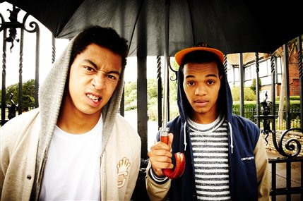 Rizzle Kicks & Labrinth