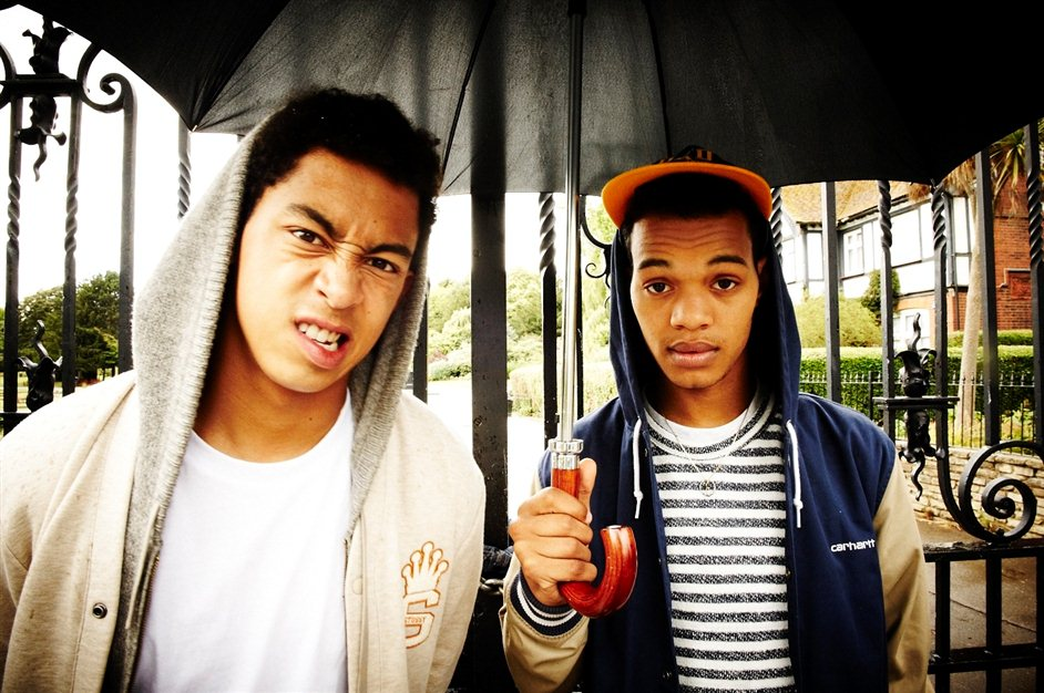 Rizzle Kicks & Labrinth - Rizzle Kicks & Labrinth