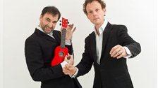 April Fool's Day Comedy Concert - Rainer Hersch, Alistair McGowan by Hans Staartjes