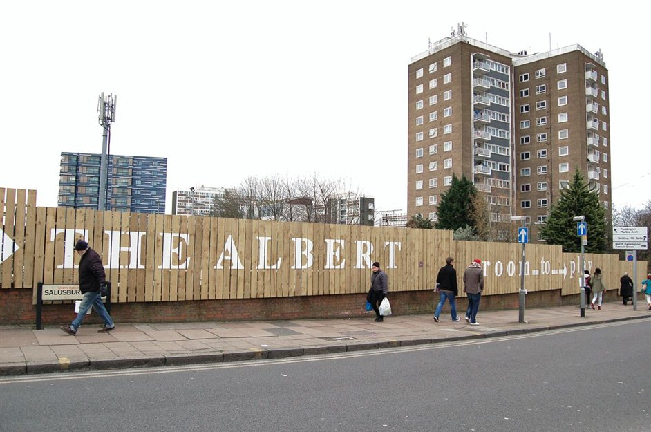 The Albert - photo by What if: projects Ltd