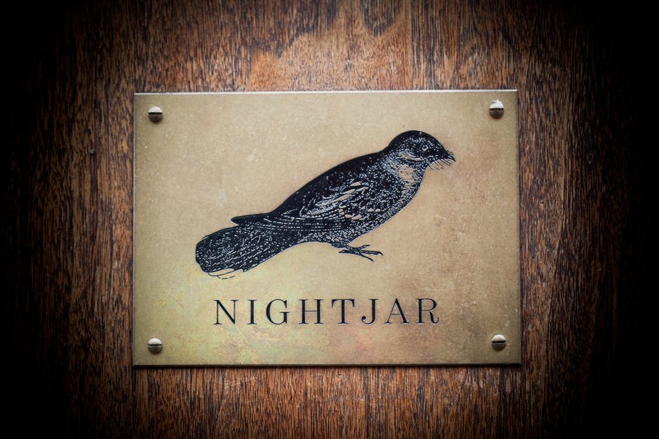 The Nightjar Bar
