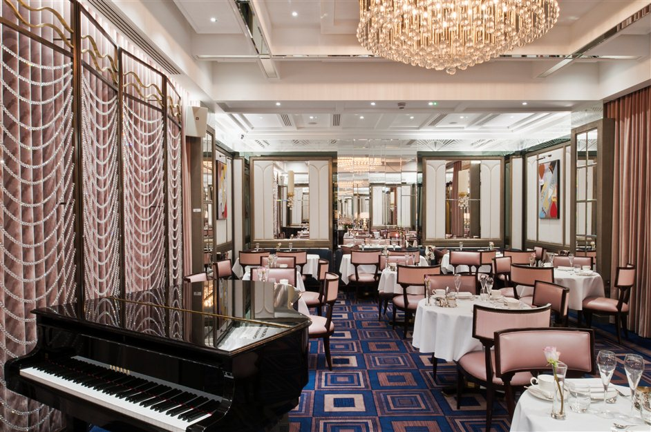 The Jazz Room at The Wellesley London