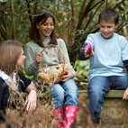 Easter Egg Hunt at Morden Hall Park hotels title=