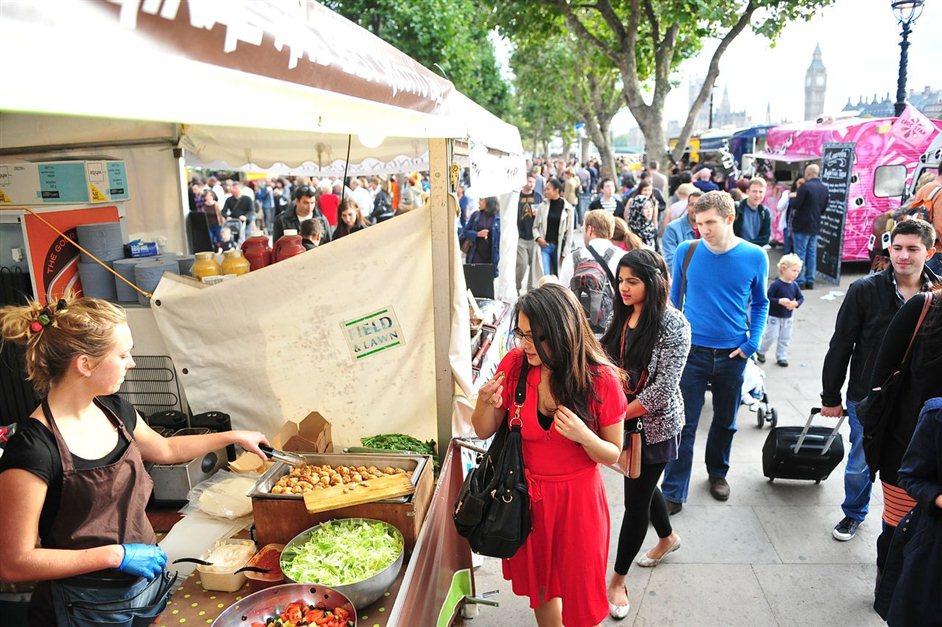 Seattle Food Festival July