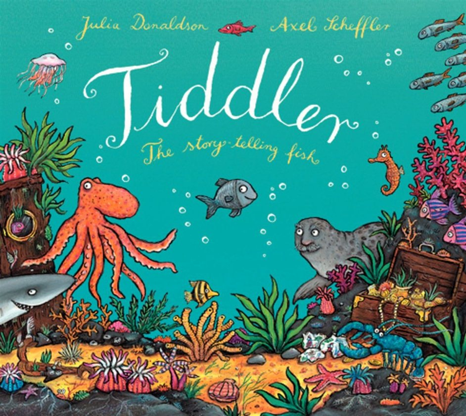 Tiddler & Other Terrific Tales