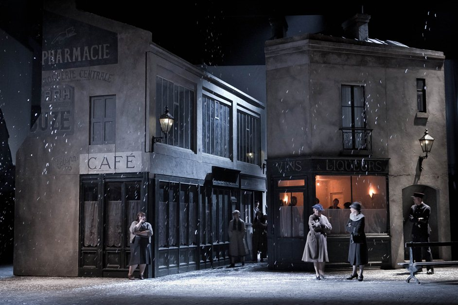 English National Opera: La Boheme