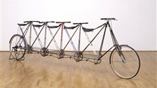 Simon Starling, Five-Man Pedersen (Prototype No.1) 200 &#169; Simon Starling