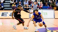 London Lions Basketball Match