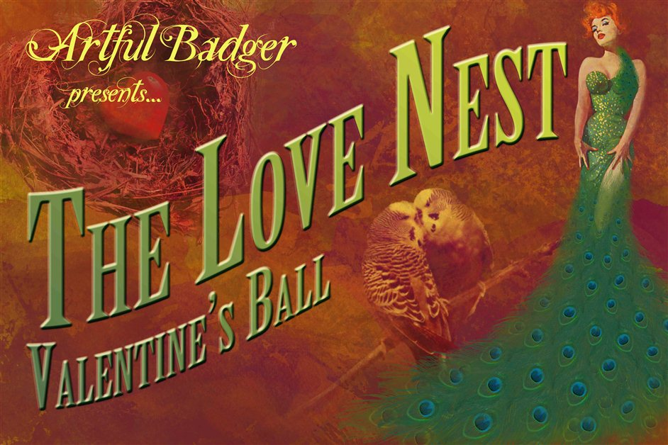The Love Nest Valentine's Ball