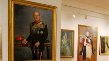 Royal Society of Portrait Painters Exhibition - 2012 Jubilee Exhibition
