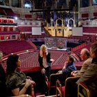 Royal Albert Hall Behind The Scenes Tour hotels title=