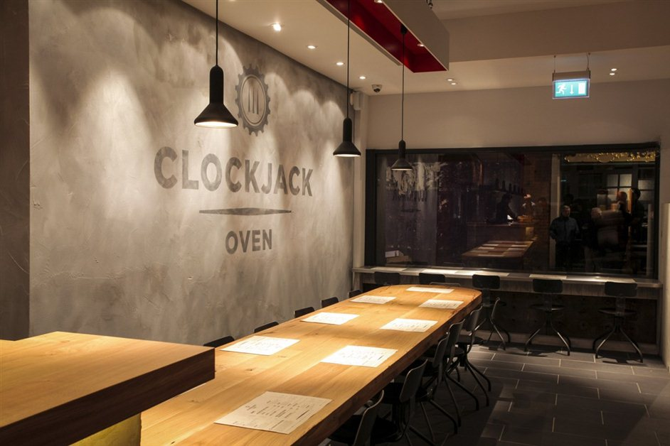 Clockjack Oven