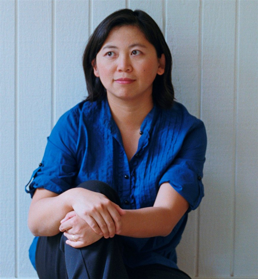 The Man Booker International Prize - Man Booker International Prize 2013 judge Yiyun Li (c) Ye Rin Mok