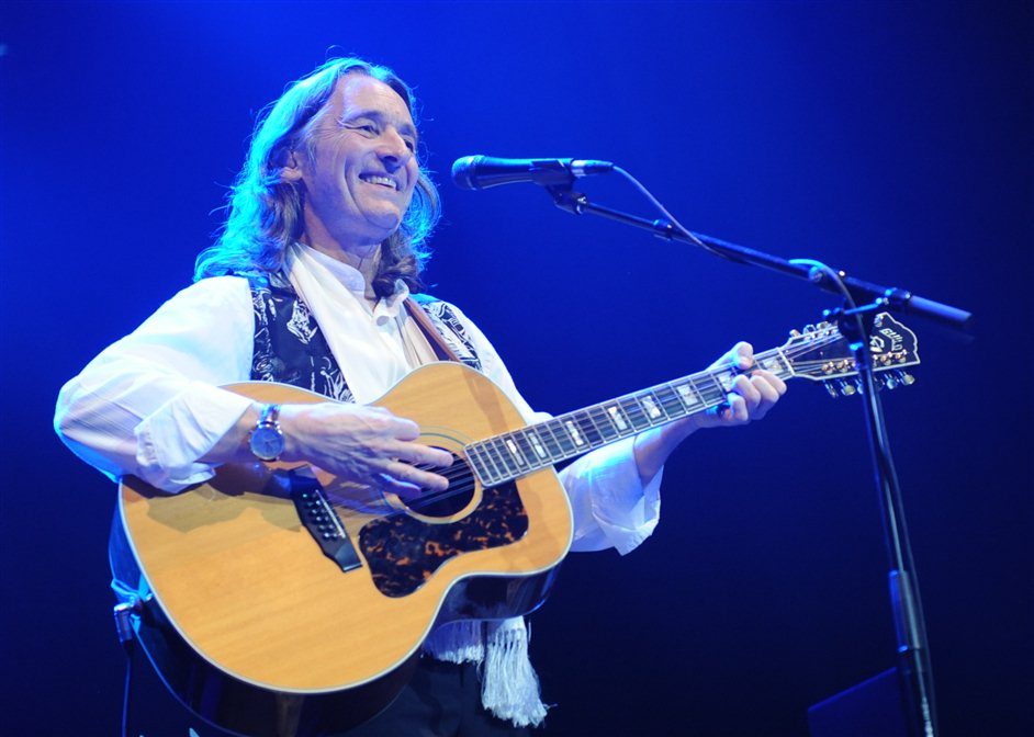 Roger Hodgson - Roger Hodgson - image by Rob Shanahan
