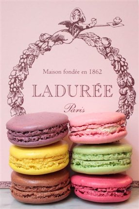 Laduree Covent Garden