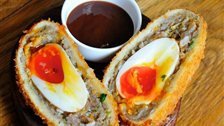 Scotch Egg Challenge - Tuesday 17th September 2013