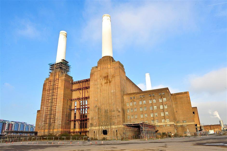 Open House London - (c) Battersea Power Station