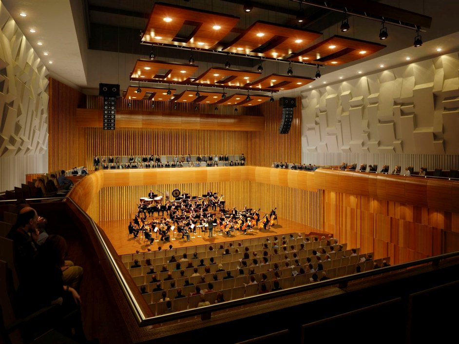 Milton Court, Guildhall School of Music & Drama