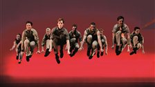 West Side Story at Sadler's Wells by Nilz Bohme