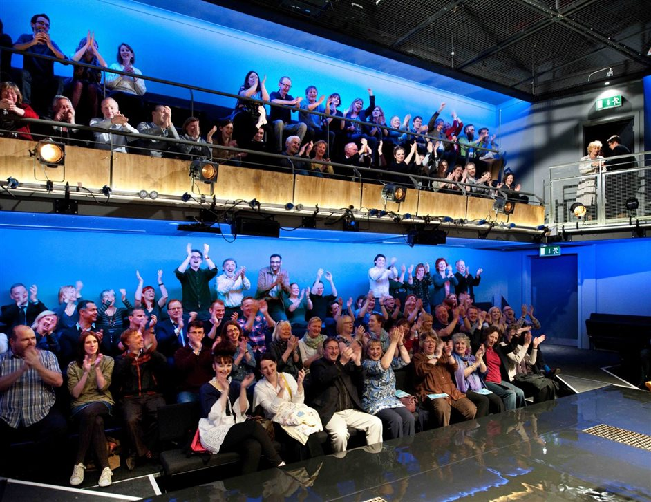Park Theatre - P200 audience