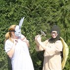 The Hare And The Tortoise: Aesop's Touring Theatre Company (Ages 2-7)