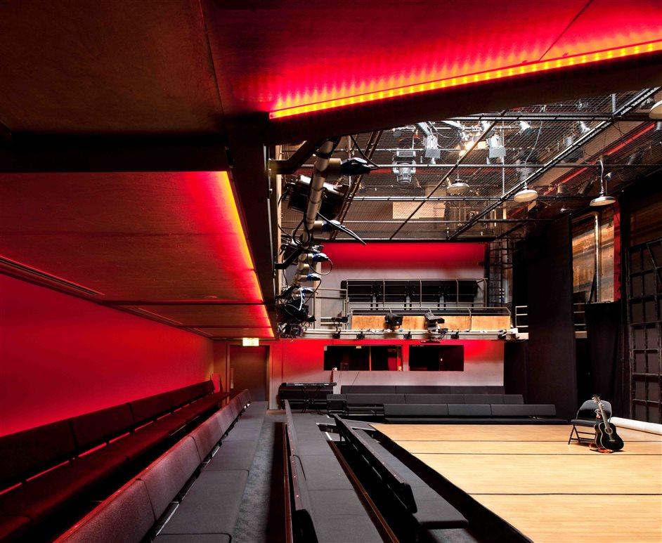 Park Theatre In London Nearby Hotels Shops And