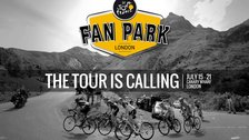 The Tour de France Fan Park