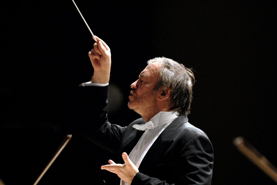 Prom 13: National Youth Orchestra Of The United States Of America - Conductor Valery Gergiev, photo by Alexander Shapunov