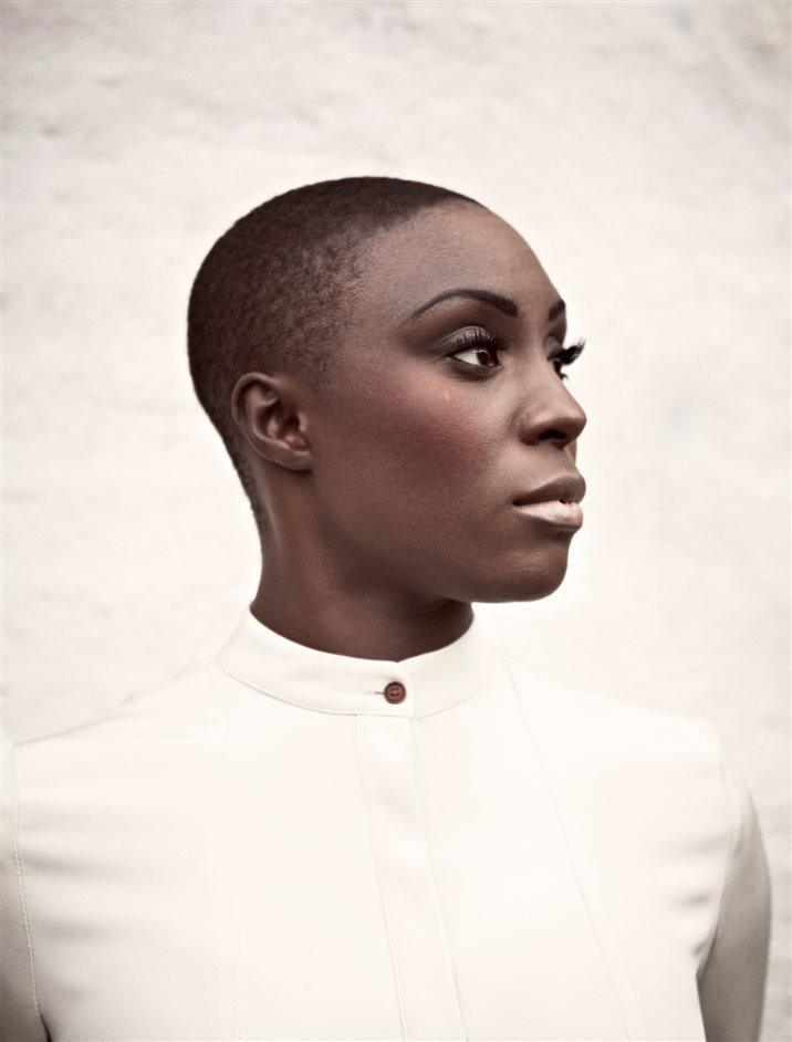 Prom 45: Laura Mvula - Laura Mvula, Urban Classic Prom, photo by Josh Shinner