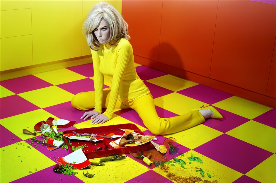 Miles Aldridge: I Only Want You To Love Me - I Only Want You To Love Me #1 © Miles,,Aldridge 2011