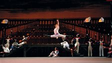 The Bolshoi Ballet: 50th Anniversary Season - Ivan Vasiliev in The Flames of Paris by Elena Fetisova