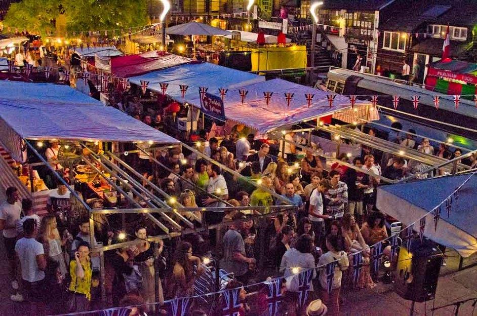 Camden Market Presents: Lock Live