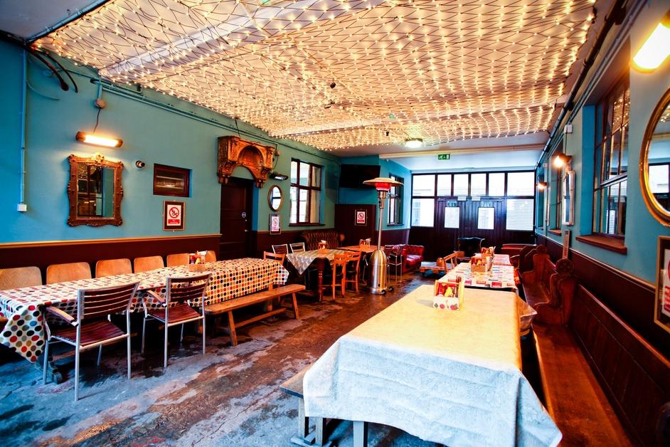 The Water Poet, Folgate Street. Online Booking, London | Restaurants ...