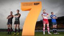 JP Morgan Rugby 7s, Allianz Park