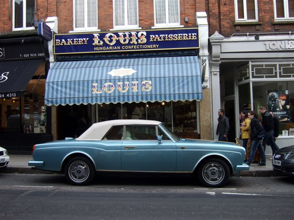 Louis Patisserie