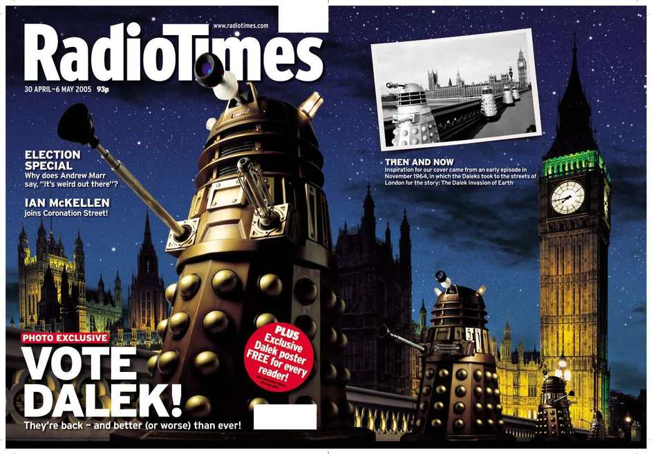 Cover Story: Radio Times At 90