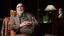 Hysteria - Antony Sher as Sigmund Freud by NobbyClark