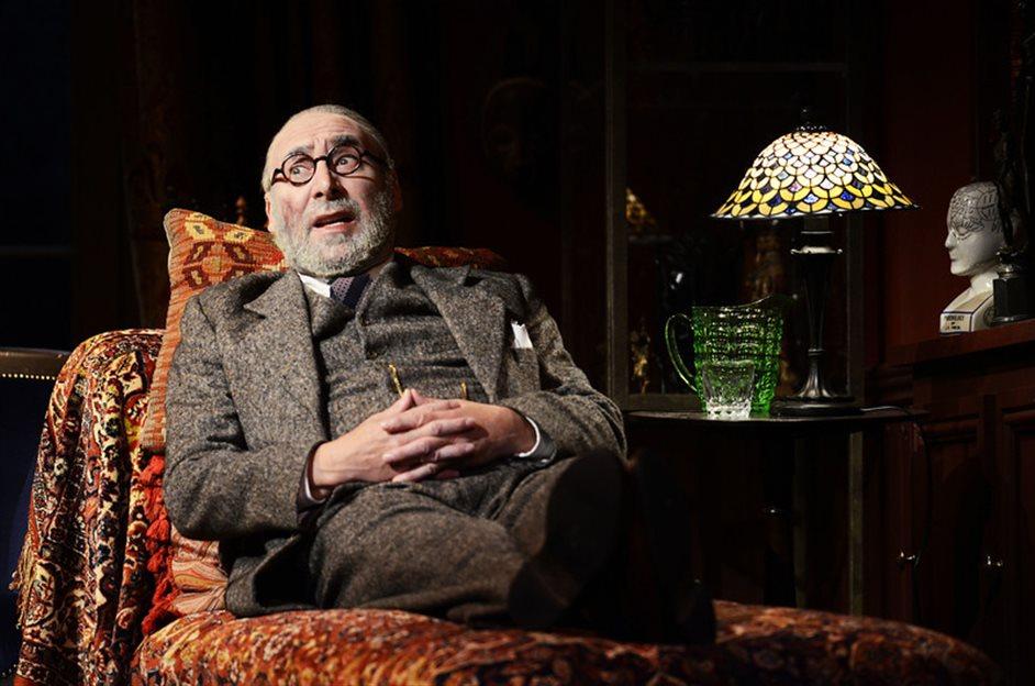 Hysteria - Antony Sher as Sigmund Freud �NobbyClark