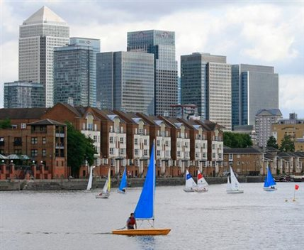 Surrey Docks Watersports Centre