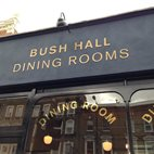 Bush Hall Dining Room