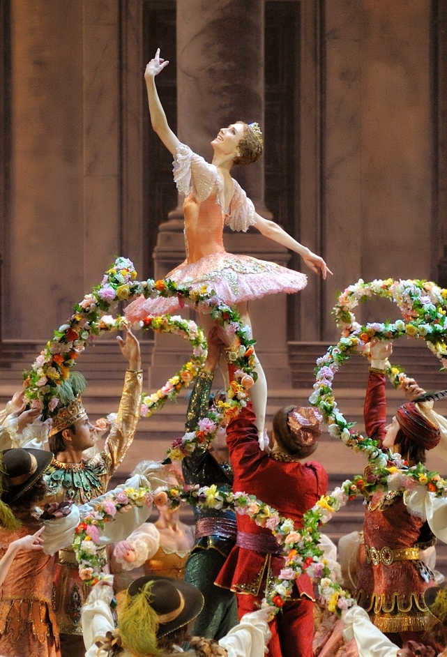 The Bolshoi Ballet: The Sleeping Beauty - Photo by Marc Haegeman